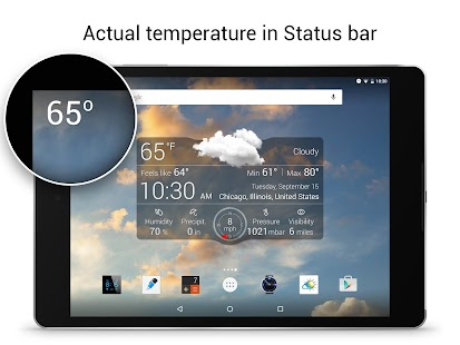 App Weather Live Free APK for Windows Phone