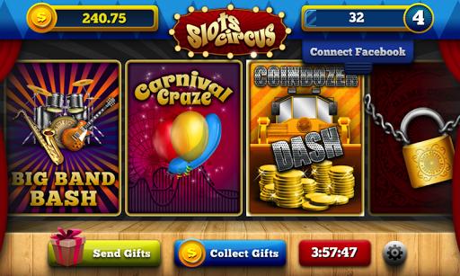 Slots Circus! screenshot 1