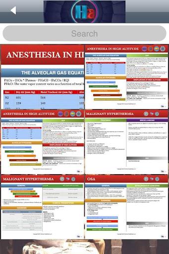 Anesthesia Board - screenshot