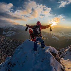 Osobita peak by Laky Kucej - Landscapes Travel (  )