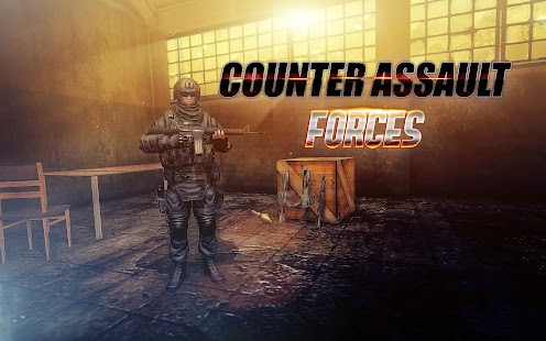 Counter Assault Forces (Mod)