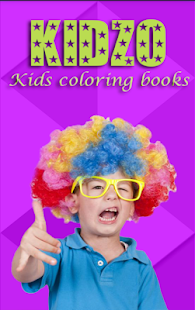 Kidzo - Kids Coloring Books - screenshot