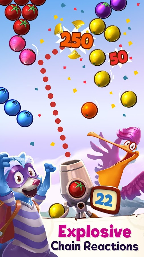 Berry Bandits Screenshot 0