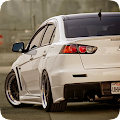 Game Lancer Evo Drift Simulator APK for Kindle