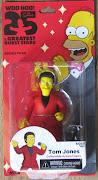 """Фигурка """"The Simpsons 5"""" Series 4 - Tom Jones"""