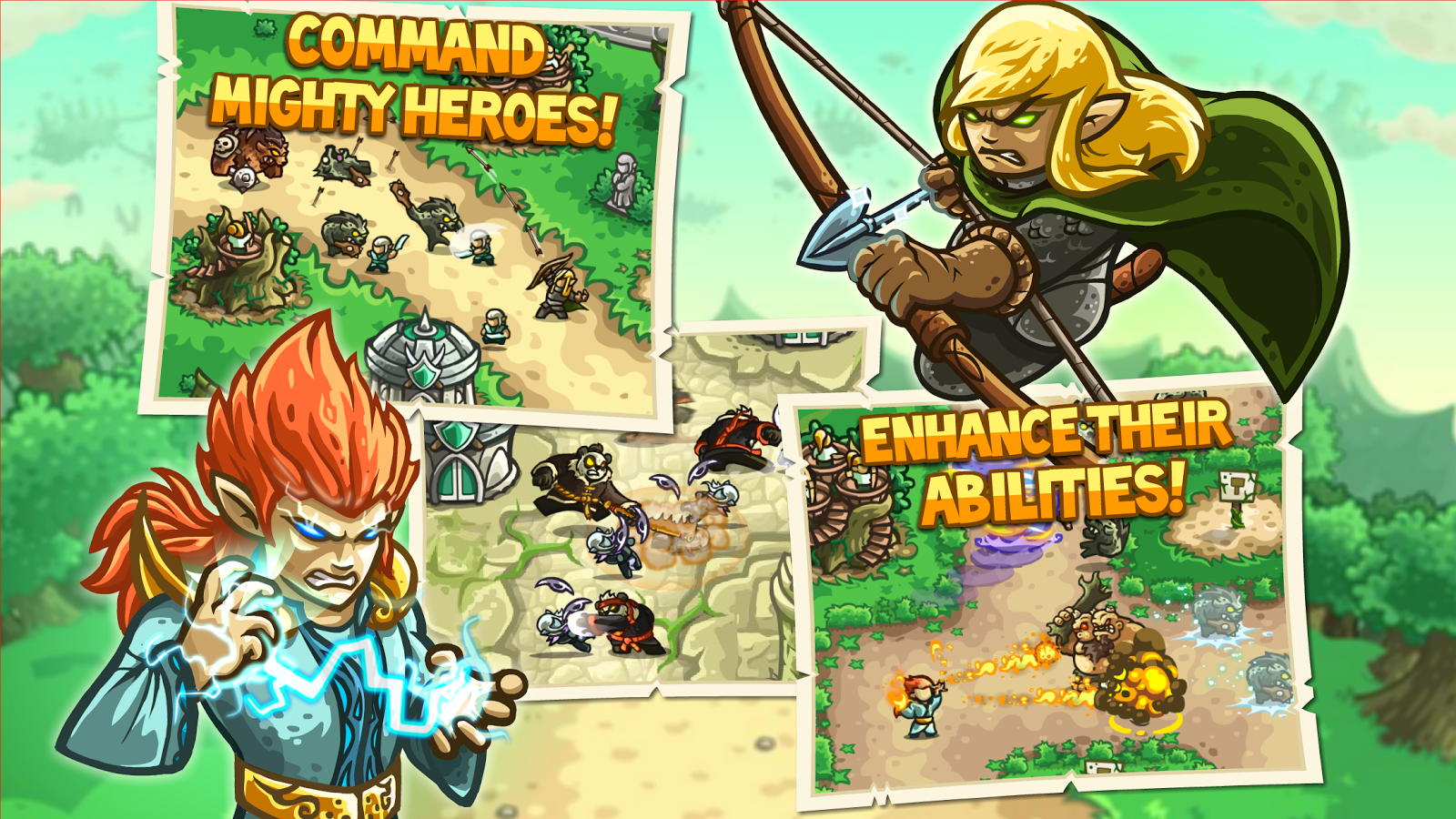 Kingdom Rush Origins 2.0.4 APK 3