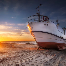 Thorup Strand - Fiskekutter - HM 79 (1 of 1)-2.JPG
