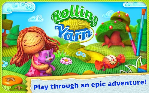 Rolling Yarn- screenshot thumbnail