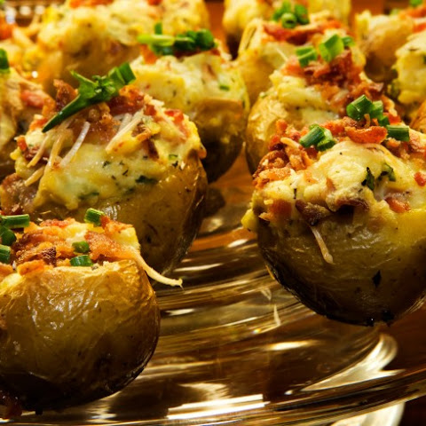 Ultimate Twice Baked Potatoes