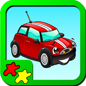 Kids Puzzles Cars