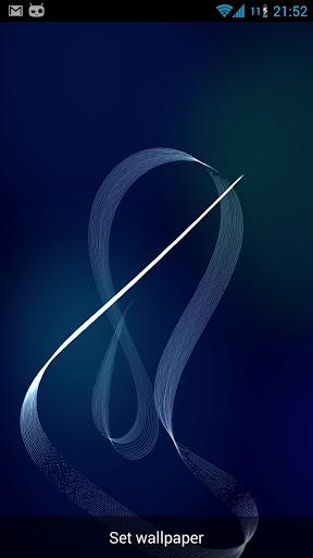Live Ribbon Wallpaper screenshot 4