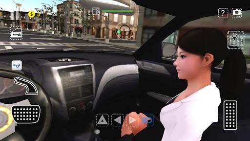 Urban Car Simulator