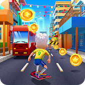 Download Bus Run Surfers APK on PC
