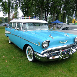 chevy 57 belair by Gus Smith - Transportation Other