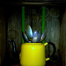 by Banie du Randt - Artistic Objects Cups, Plates & Utensils