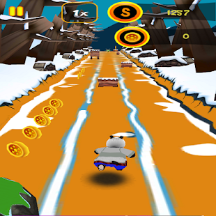 panda way 3d - screenshot
