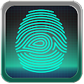 Fingerprint app Lock Simulator APK for Bluestacks