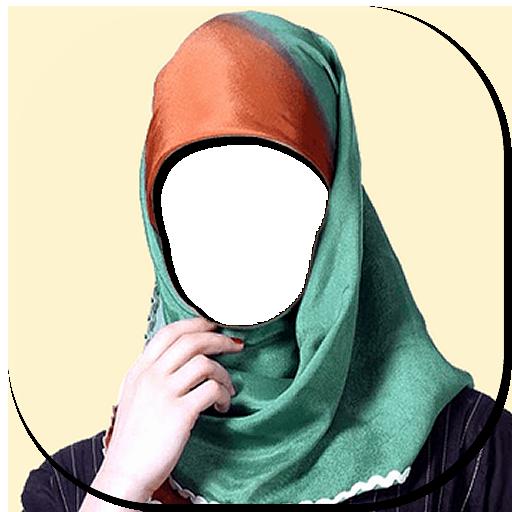Muslim Veil Photo Frame 2k8 (app)