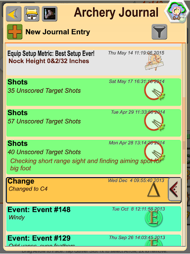 ArcherZUpshot: Archery Scoring - screenshot