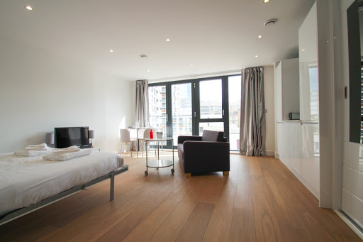 Aldgate East Studio Apartments