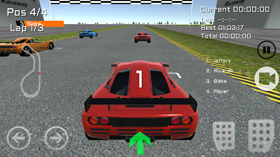 Real Racing 3d - screenshot