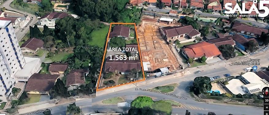Terreno/Lote à venda  no Atiradores - Joinville, SC. Imóveis