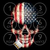 App Skull Lock Screen APK for Kindle