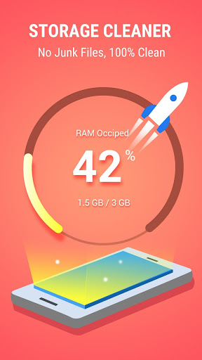 +Clean (Phone Cleaner & Booster & AppLock) For PC