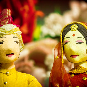 Happy Ending by Shakhawat Hossain - Wedding Bride & Groom
