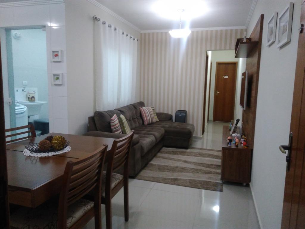 Apartamento Jardim Ana Maria Santo André
