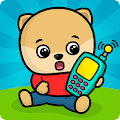 Baby phone kids games - animal sounds for toddlers APK Descargar