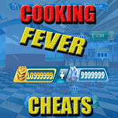 Cheats For Cooking Fever Prank !
