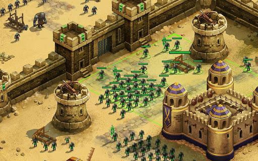 Throne Rush screenshot 12