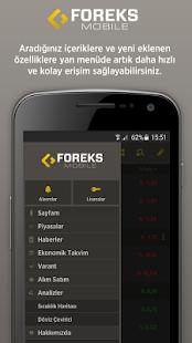 Foreks Mobile |Finans, Borsa APK for Bluestacks