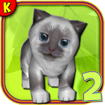 KittyZ 2 ? Virtual Pet Icon