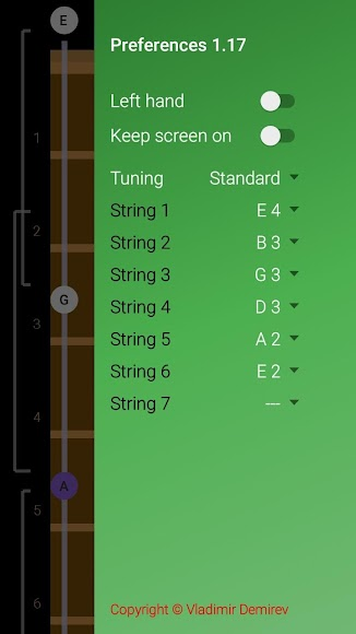 Guitar Scales & Patterns 1.22
