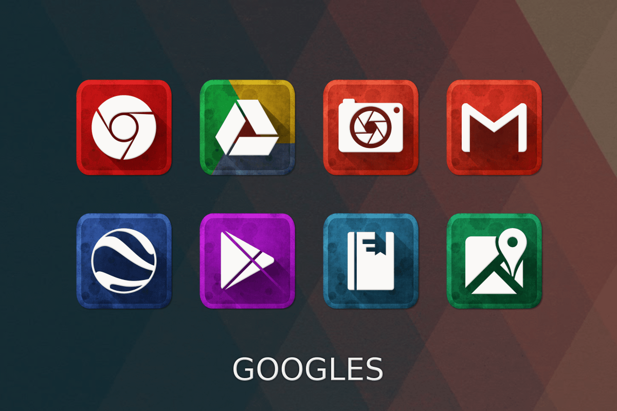 Vintage Icon Pack Screenshot 3