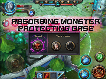 Game Legends Of MOBA - Last Knight APK for Kindle