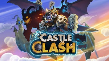 Screenshot of Clash de Châteaux:Castle Clash