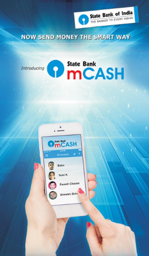 State Bank mCASH Screenshot