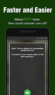 Direct SuperFast Customer Care - screenshot