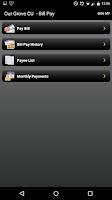 Screenshot of Heritage Grove FCU Mobile