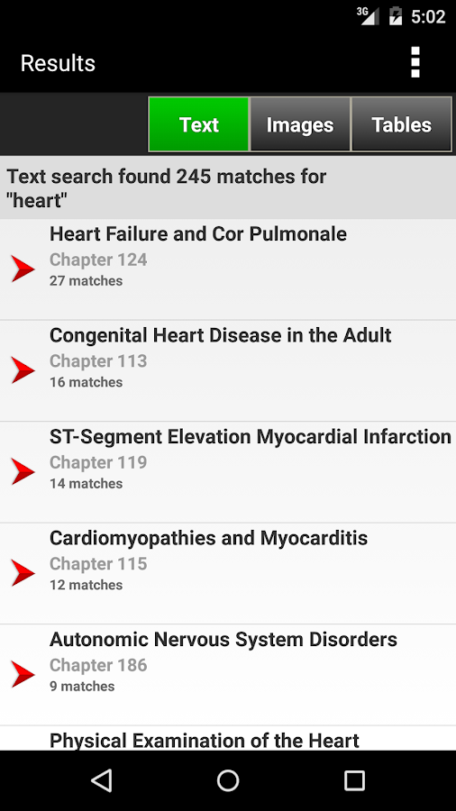 Harrison's Manual Medicine 19E Screenshot 4