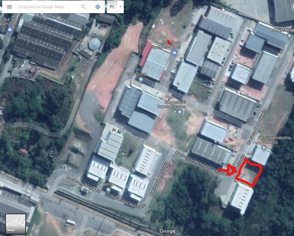 Terreno à venda, 1080 m² por R$ 820.800,00 - Raposo Tavares - Vargem Grande Paulista/SP