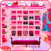 Download Decorate your walk-in closet APK on PC