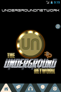 UndergroundNetwork.fm - screenshot