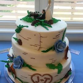by Tricia Skorput - Wedding Reception