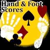 Hand & Foot Punkterechner