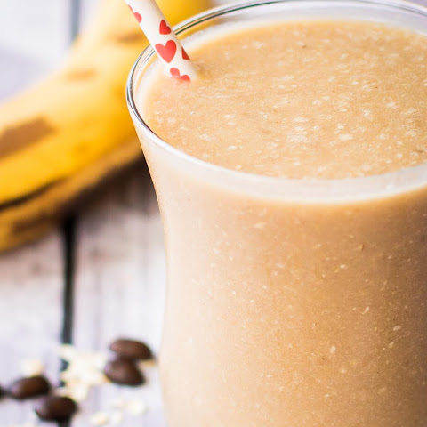 Dairy Free Banana Nut Smoothie