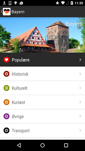 The Danish Link APK